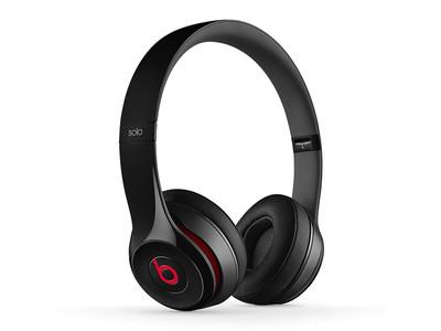 Beats Solo2 发烧级solo2.0运动音乐头戴式耳机麦克风