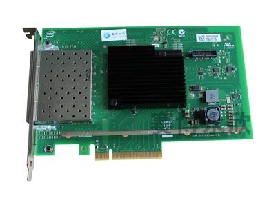 Intel X710-DA4(含4个单模模块)