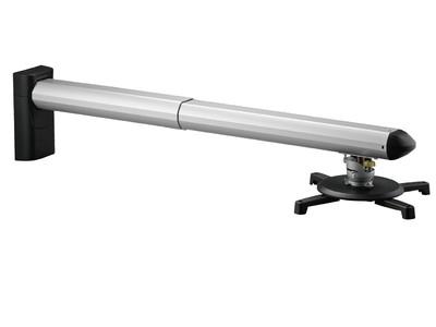 TOPSKYS PA095通用型前投式短焦固定投影仪墙壁挂架伸缩旋转调节投影机支架投影架