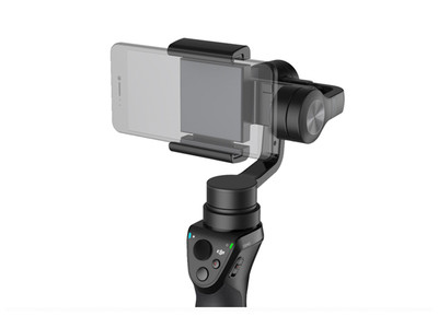 DJI大疆灵眸OSMO mobile 防抖手机云台 手持稳定器 银色黑色版本现货