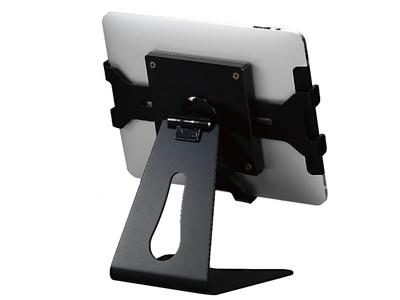 TOPSKYS IPA10桌面底座式旋转调节苹果IPAD平板电脑支架 懒人支架