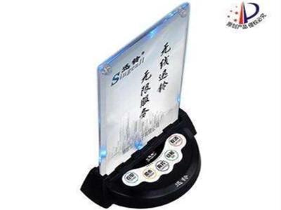 迅铃 台卡呼叫器 –银行贵宾室呼叫器APE950