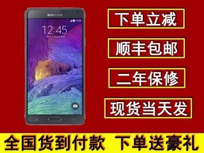 三星 GALAXY Note 4(N9100/公开版/双4G)【现货下单立减200】【分期付款】【以旧换新】