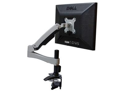 TOPSKYS ATC20桌夹底座式悬臂伸缩旋转升降调节通用双臂单屏一屏幕电脑液晶显示支架 夹具式ATC20