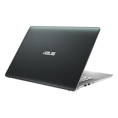 华硕(ASUS)灵耀S 2代 S5300 14英寸三面窄边框商务办公轻薄超极本(i5-8265U 8G 512G MX150 2G独显)