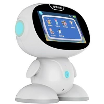 宝贝智能机器人AR教育陪伴机器人童早教机 星球小帅机器人