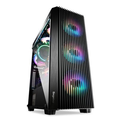 甲骨龙 9代i5 9600K RTX2060 6G独显 240GB 固态盘 DIY组装机台式电脑