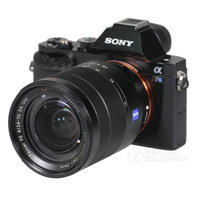 Sony 索尼 ILCE-7S套机(FE 24-70F4mm套机)