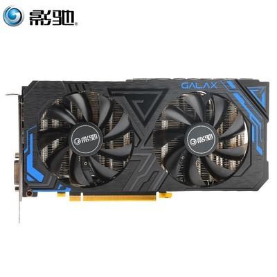 影驰RTX2060 6G GDDR6/192bit 吃鸡游戏电脑显卡 RTX2060 大将