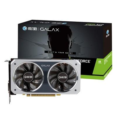影驰(Galaxy)GeForce GTX1650 大将 GDD5 4GB 台式机电竞游戏显卡