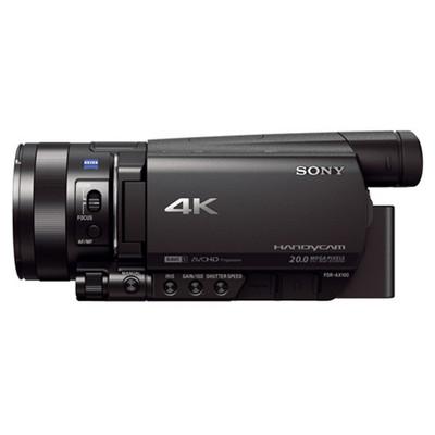索尼(SONY) FDR-AX100E 4K 数码摄像机索尼 AX100E 索尼 FDR-AX100E