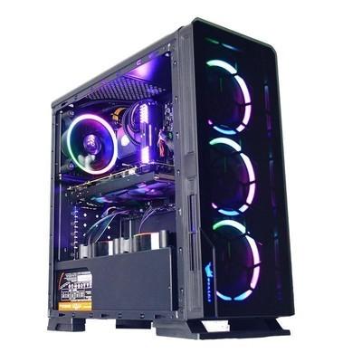 甲骨龙电脑主机 i7 8700升9700F RTX 2070 8GB独显 8G内存/16G内存