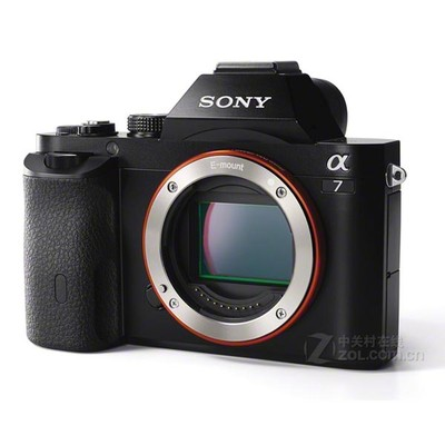 Sony 索尼 ILCE-7(单机)索尼A7机身!