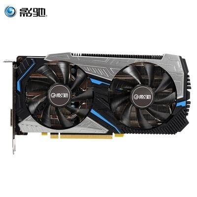 影驰 GeForce RTX 2060 Super 骁将