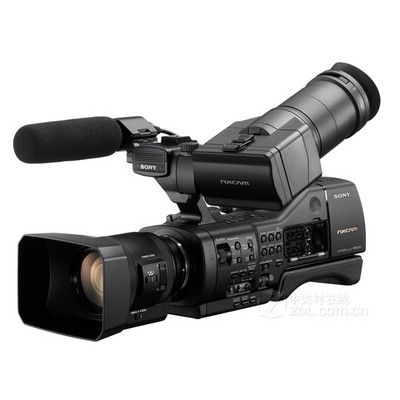 索尼(Sony)NEX-EA50CH (含 E18-200mm电动头)专业摄像机