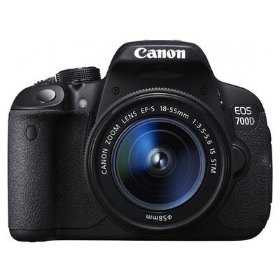 Canon佳能 700D套机(EF-S 18-55mm STM)