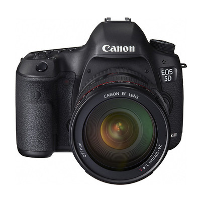 Canon 佳能 5D Mark III套机(24-105mm)准专业单反套机