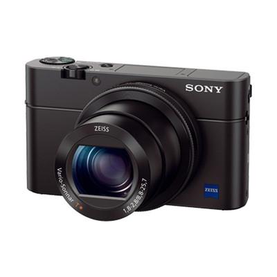 Sony 索尼 RX100IV M4黑卡(WIFI/NFC )4K视频 2010万有效像素