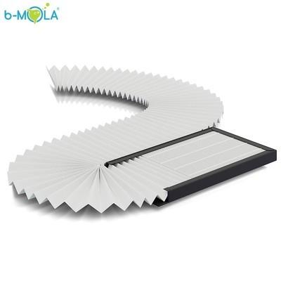 b-MOLA 高效能过滤网空气净化器配件-1802 2个装