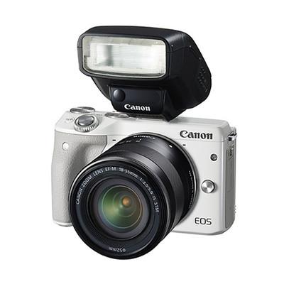 佳能(Canon)EOS M3(EF-M 18-55mm f/3.5-5.6 IS STM)微型单电