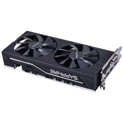 蓝宝石(Sapphire) RX580  4G/8G D5 显卡  台式电脑游戏显卡 海外版