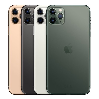 苹果 iPhone 11 Pro Max(6GB/256GB/全网通)