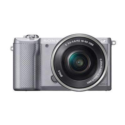 索尼 ILCE-5000套机(E PZ16-50mm) 索尼A5000L(16-50)套机ILCE5000L