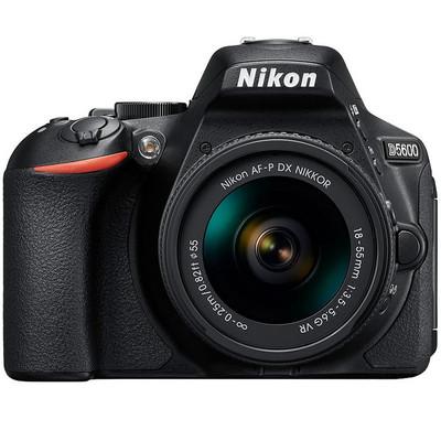 尼康 D5600套机(AF-P 18-55mm VR)