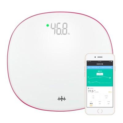 乐心 S3 电子秤 体重秤 电子称 智能WiFi数据传输 微信互联