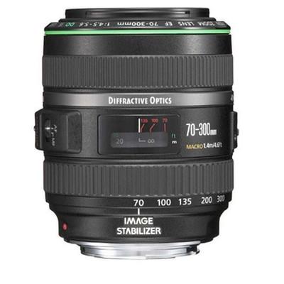 佳能 EF 70-300mm f/4.5-5.6 DO IS USM(小绿)