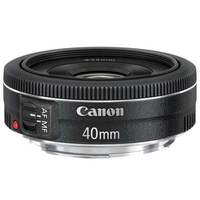 佳能 EF 40mm f/2.8 STM
