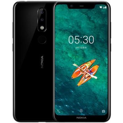 【顺丰包邮】诺基亚 NOKIA X5 3GB+32GB 全网通  移动联通电信4G手机