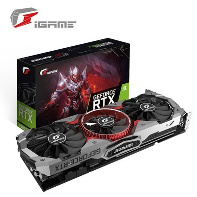七彩虹(Colorful)iGameGeForce RTX 2080 Advanced OC GDDR68G电竞游戏