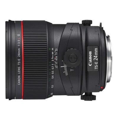 佳能(Canon)TS-E 24mm f/3.5L II 移轴镜头