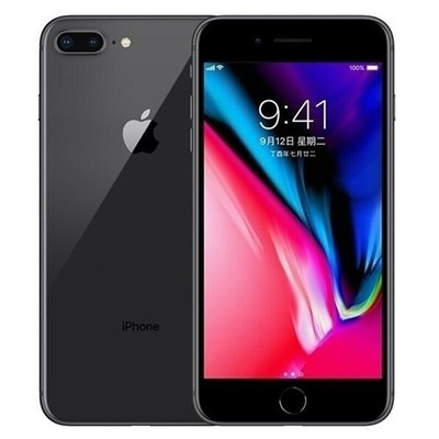 苹果 iPhone 8 Plus(全网通)微信13319503333 支持以旧换新同城送货