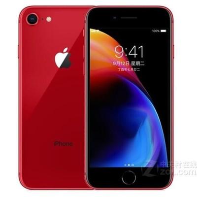 苹果 iPhone 8(国际版/全网通)微信13319503333 可以旧换新同城送货