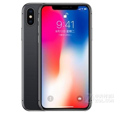 苹果 iPhone X(全网通)加微信13319503333 支持以旧换新同城送货