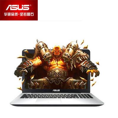 【顺丰包邮】华硕 X552WE5100 15.6英吋笔记本 便携纤薄 办公娱乐 (四核A4-5100 4G 500GB R5 230M 2G独显 双卡交火 win8.1)