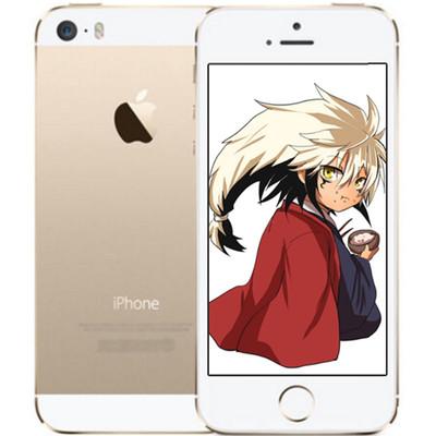 【顺丰包邮 送壳钢化膜】iPhone 5s (A1530) 16GB 金色 移动联通4G