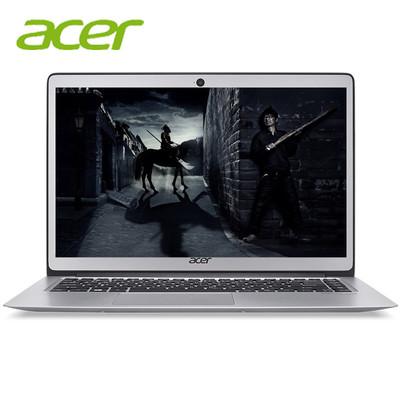 【官方授权 顺丰包邮】Acer SF314-51-555N 14英寸时尚轻薄本 i5-7200U 4GB内存128GB高速固态 1920X1080高清屏 预装Windows 10