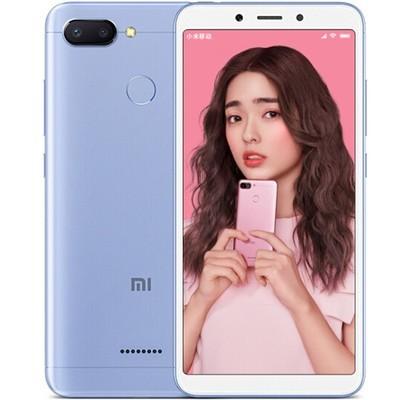 【新品现货】小米 红米6 全网通版 3GB内存  32G 移动联通电信4G手机