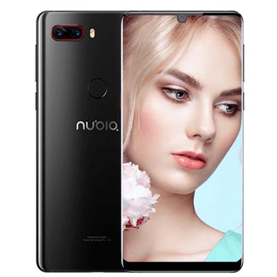 努比亚 nubia Z18 全面屏3.0 8GB+128GB 全网通 移动联通电信4G手机