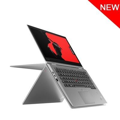 【ThinkPad授权专卖】 X1 Yoga 2018(20LF000CCD)银色