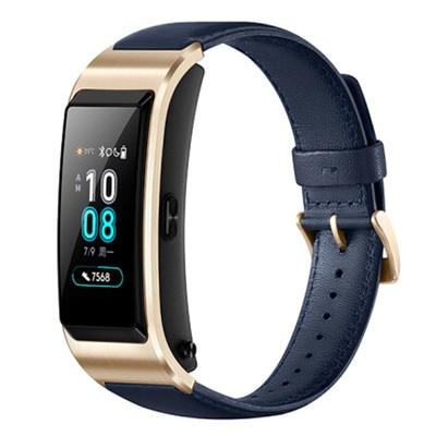 【包邮】华为手环B5 智能运动心率监测蓝牙通话穿戴男女手表 商务版