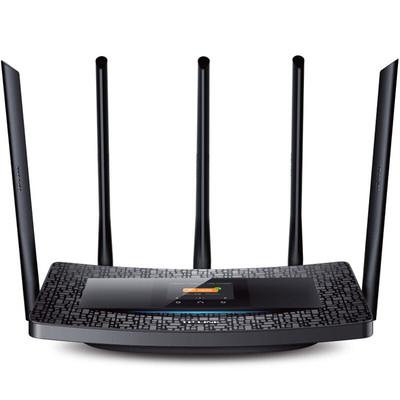 TP-LINK TL-WDR6510 1300M 11AC双频触屏无线路由器