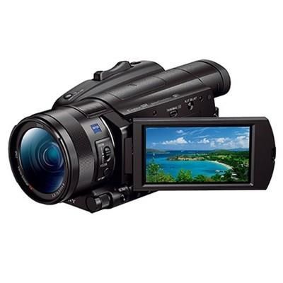 索尼(SONY) 4K摄像机 FDR-AX700E 送摄像机包