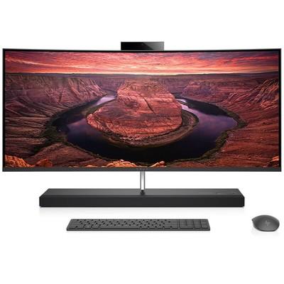 【顺丰包邮】惠普 Envy 34-b010cn   34英寸曲面屏一体机(i7-7700T 16G 256GSSD+2T 4G独显 窄边框)
