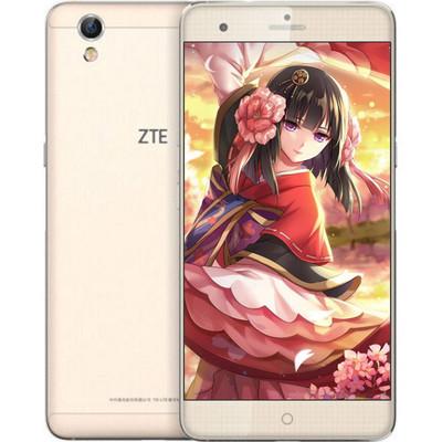 【顺丰包邮】中兴 ZTE V7 MAX 双卡双待4G智能手机 全网通 4GB+32GB