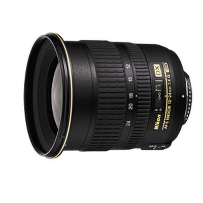 尼康(Nikon) AF-S DX 12-24mm f/4G 自动对焦镜头 广角镜头