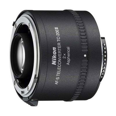 尼康(Nikon)AF-S TELECONVERTER TC-20E III 望远倍率鏡 TC-20 E III